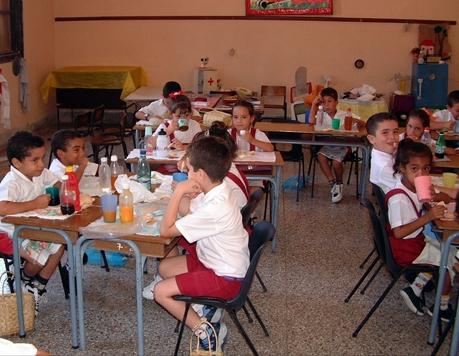 Das Bildungswesen auf Cuba